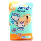 Sweety Fit Pants Active Dry XL 34