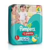 Pampers Active Baby Pants L26