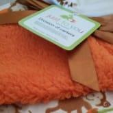 Baby Blanket by Carter (Orange)