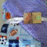Baby Blanket by Carter (Violet)