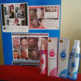 1 paket beauty water + strong acid 120 ml (box+segel) By Clea ( Kangen Water )