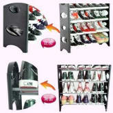 Heart shoe rack Murah