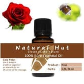 100% PURE Essential Oil Rose - 10ml