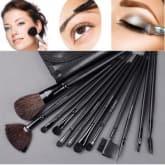 Make Up Brush / Kuas Makeup Set 12 Pcs