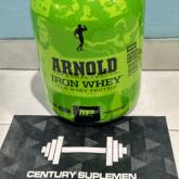 iron whey arnold (5 lbs)