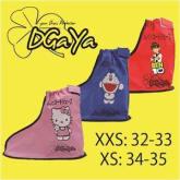 Pelindung Sepatu/Jas Hujan sepatu Anak (shoe Protector)
