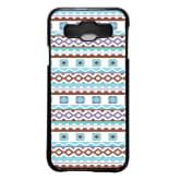 Heavencase Case Casing Samsung Galaxy E5 Case Motif Batik Tribal 12 - Hitam