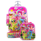 Dj Fashion DJ Fashion Tas Troli Anak 6D 4 IN 1 1951796 - Multicolor