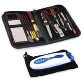WIZZit Pencukur Bulu & Manicure Set - Biru