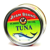 Ayam Brand Tuna Flakes In Oil - 185 gr