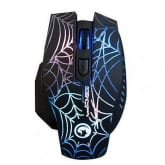 Marvo M906/M306 Wired 6D Optical Gaming Mouse - Hitam