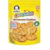 Gerber Arrowroot Cookies 156g