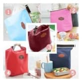 ICONIC INSULATED LUNCH BAG ( TAS BEKAL TAHAN PANAS & DINGIN