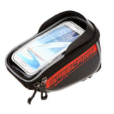 """Basecamp BASECAMP Waterproof Mountain Road MTB Bike Bicycle Front Top Frame Handlebar Bag Cycling Pouch Touchable for 5.5"""" Inch Cellphone Outdoor Adventure"""