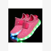 Men and women with children 's shoes shoes coconut charging luminescent LED colorful flash lamp breathable shoes sports shoes (EXPORT) - Intl