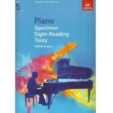 Abrsm ABRSM Grade 5 Piano Specimen Sight-Reading