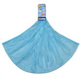 EELIC SIMPLE CRADLE BABY SLING BACKPACK BREATHABLE MESH (BLUE)