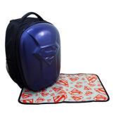 Simple Dimple Superman Series Diaper Bag Large Blue
