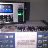 FingerPlus ZT 1800 Absensi Kapasitas user dan Transaksi Besar
