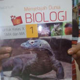 Biologi kls 1 SMA KTSP