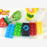 FLASH SALE: RM19 for a Lego Block-Themed Mini MP3 Player (worth up to RM99). 4 Colours