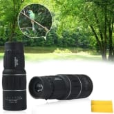 Oem 16 x 52 Dual Focus Zoom Optic Lens 16X Monocular Telescope - Intl