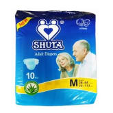 Shuta SHUTA Adult Diaper Medium 10's Buy 2 Get 1 Pack For Free