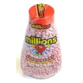 Millions Taper Gift Jar - Strawberry 227g