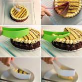 PEMOTONG DAN PENGANGKAT KUE Cake Tart Cake Server