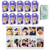 Oem OEM Fujifilm Instax Mini Alice in Wonderland Instant 100 Film for Fuji7s 8 25 50s 70 90 / Polaroid 300 Instant Camera / Share SP-1Printer