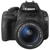 Canon EOS 100D 18.0 MP Digital SLR Camera with 18-55mm STM Lens Kit (Black)