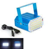 36 led high power White LED Stage Light DJ Strobe Light Flash Light Club