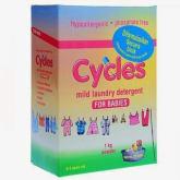 Cycles Mild Laundry Detergen For Babies Powder 1 Kg