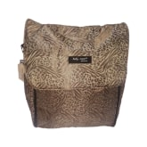 Baby Scots Platinum Mommy Bag - MB035 - Brown