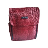 Baby Scots Platinum Mommy Bag - MB035 - Merah