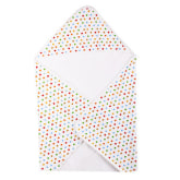 Babyculture Baby Culture Receiving Blanket in Polka Dot
