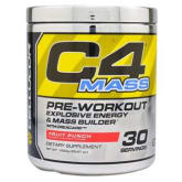 Cellucor C4 Mass (Icy Blue Razz) 30servings