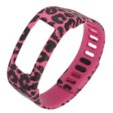 HKS Replacement TPU Wristband Band for Garmin Vivofit Bracelet With Clasp No Tracker (Intl)
