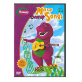 Barney More  Songs - DVD