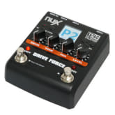 Oem NUX Drive Force Guitar Effect Pedal Booster Tube Overdrive Distortion Stomp Box Pedal