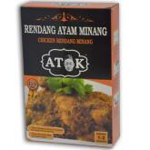 Bisek Bisek Chicken Rendang Minang (180g)