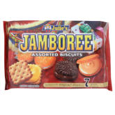 Julie's Jamboree Assorted Biscuits 7 Convi-Packs 210g