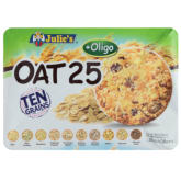 Julie's Oat 25 Oligo Biscuits 200g