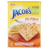 Kraft Jacob's High Fibre Wheat Cracker 800g