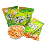 Lekor Chips Family Pack Cheese Flavour - 25 Packets