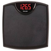 Taylor Precision Products Digital Scale with Superbrite Red LED Readout