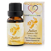 Lemon Essential Oil - Essential Oils For Wrinkles - 60 Day Satisfaction Guarantee - Undiluted Pure Organic - Therapeutic Grade - FDA Certified - Safe For The Whole Family - 15ml/ship from USA / Flyingcoco