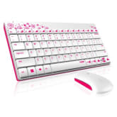 Rapoo RAPOO 8000 2.4G Wireless Keyboard and Mouse Combo Set