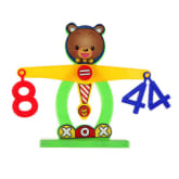 Cartoon Bear figures Balance Scale Preschool Kids Toy Educational Toys