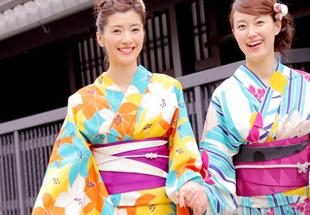 【京都和服租借】清水道四季櫻花和服體驗$776